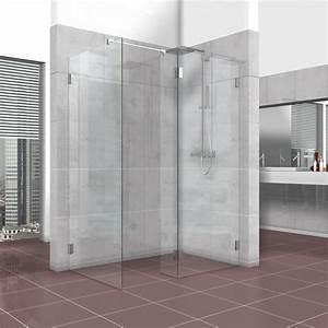Duschtrennwand Bodengleiche Dusche : duschwand walk in dusche ~ Michelbontemps.com Haus und Dekorationen