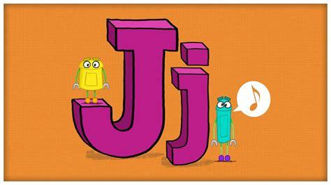 The Letter J,