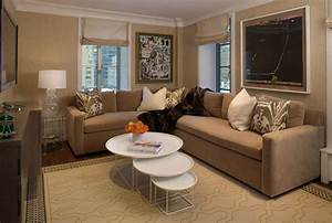 airy brown and cream living room designs inspired from With brown and cream living room designs
