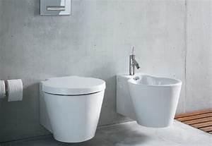 Toilette Mit Bd : starck 1 wand wc von duravit stylepark ~ Lizthompson.info Haus und Dekorationen