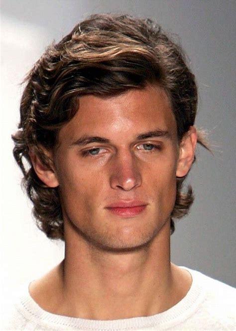 Hairstyles For Hair Guys by Medium Wavy Feminine Hairstyles For Guys Medium Hair