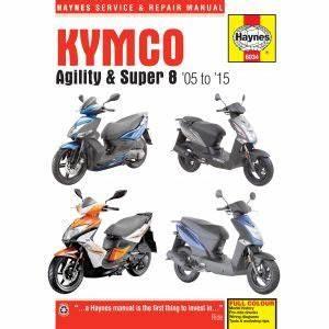 Kymco Zing 125 Fiche Technique : kymco agility super 8 2005 2015 rth06034 revue technique haynes anglais ~ Medecine-chirurgie-esthetiques.com Avis de Voitures