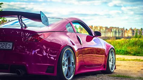 Best Pink Car Wallpapers