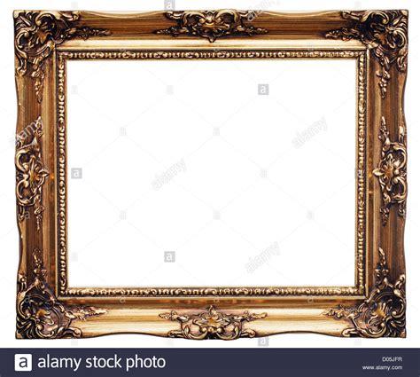 Antik Weiß Farbe by Antik Look Gold Farbe Bilderrahmen Isoliert Auf Weiss