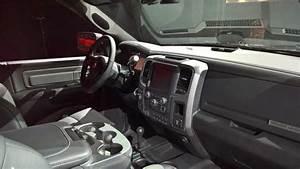 2017 Ram 3500 Radio Deck