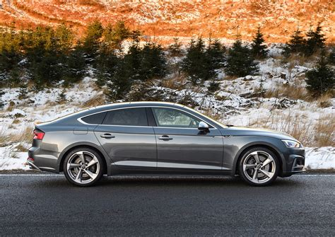 front door cost audi a5 sportback review 2017 parkers