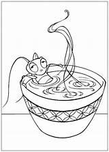 Cricket Coloring Mulan sketch template