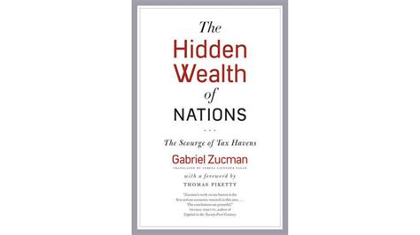 hidden wealth  nations  scourge  tax havens