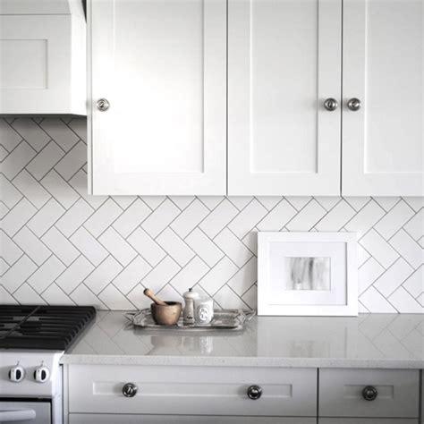Adhesive Backsplash Tiles For Kitchen - metro smooth flat brick gloss white 10x20 cm wall tile ceramic planet