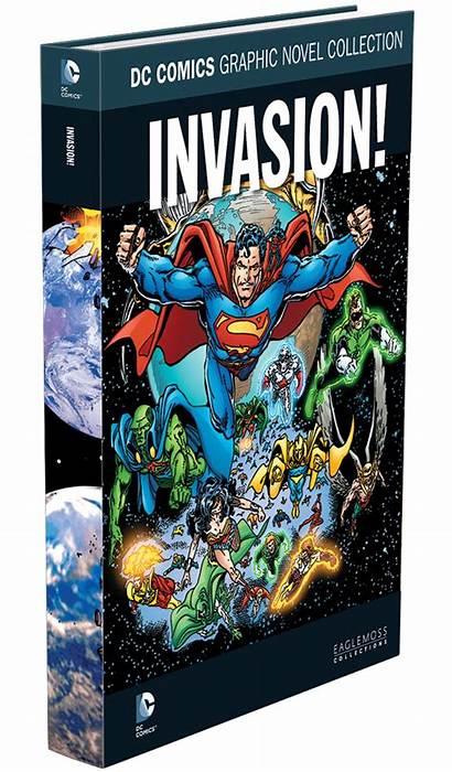 Dc Comic Novel Eaglemoss Graphic Superman Heroes