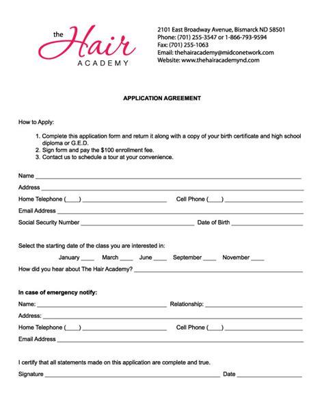 20149 hair stylist resume exle nail salon employment application nail ftempo