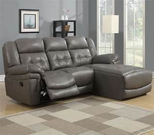 dark grey bonded leather match reclining sofa lounger With grey leather sectional sofa with recliners