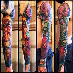44 best Avengers Arm Tattoo images on Pinterest | Marvel ...