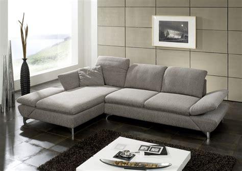 soldes canapes cuir canapé 3 places lineflex avec très grande chaise longue