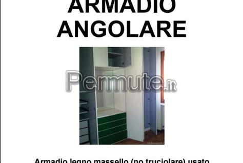 armadio angolare usato armadio angolare bologna usato in permuta camere da letto