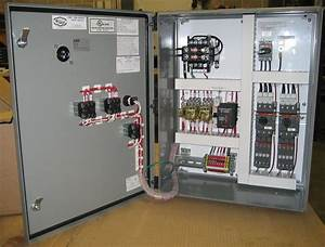 Industrial  Commercial Pump Control Panels