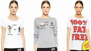 Moschino Catches Heat For  130  U0026 39 Fat-shaming U0026 39  Workout Tops
