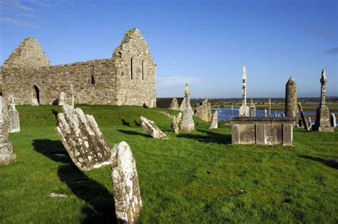 Clonmacnoise Monastic Site County Offlay