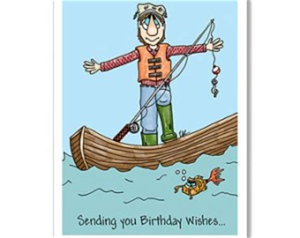 Birthday Quotes Funny Fishing. QuotesGram
