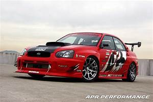 2004  Gt Style Body Kit Made By Apr