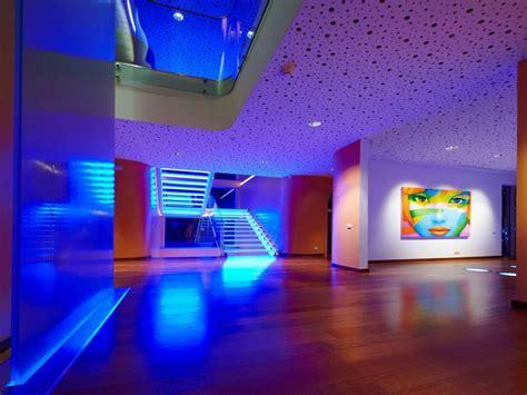 Blue Bedrooms Images, Led Home Lighting Design Interior