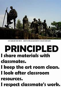 IB LEARNER PROFILE - Principled | PYP: Learner Profile ...