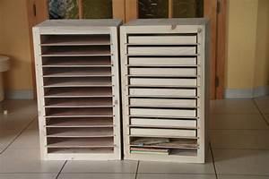 Meuble De Rangement Papier : meubles rangement papiers ~ Teatrodelosmanantiales.com Idées de Décoration