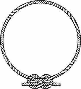 Square clipart rope - Pencil and in color square clipart rope