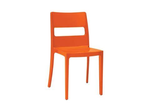 Stuhl Aus Stahltechnopolymer Gefertigt, Für Küche Und Im