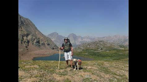 Solo Backpacking Weminuche Wilderness San Juan Mountains ...
