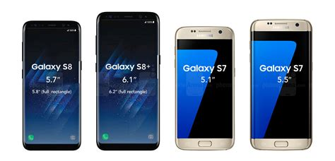 Galaxy S8 Edge Samsung Galaxy S8 Galaxy S8 Rumor Review Design Specs Features Price And Release Date