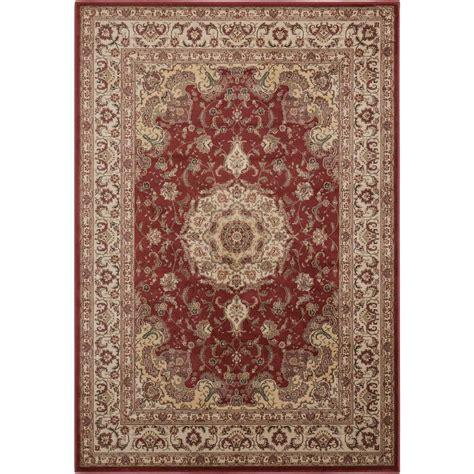 overstock area rugs nourison overstock ararat burgundy 3 ft 9 in x 5 ft 9