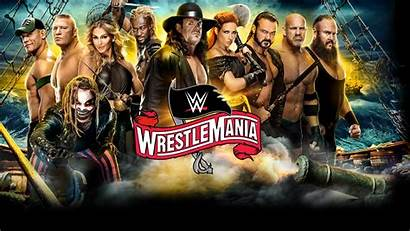 Wwe Wrestlemania 36 Ppv April 5th Night