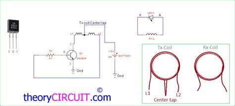 Wireless Led Circuit
