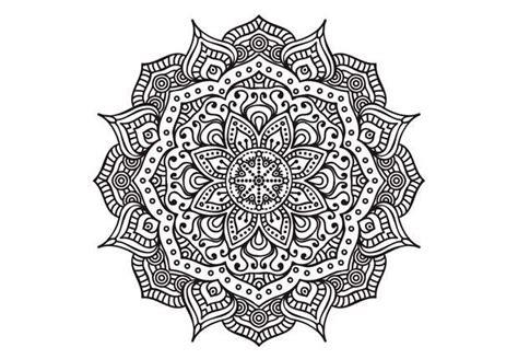 Dessin A Imprimer Mandala Coloriage Gratuit 224 Imprimer Coloriage Anti Stress Et Mandala Gratuits Pour Adulte Mandalas