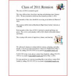 wedding ceremony booklet high school reunion flyers a selection of