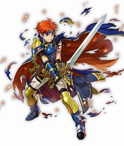 Roy Emblem Fire Heroes Legendary Lion Blazing