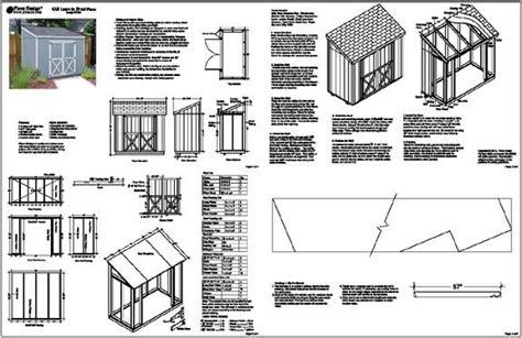 slant roof shed plansshed plans shed plans