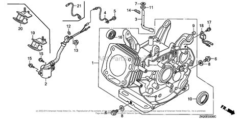 Honda Engines Gxk Vmt Engine Jpn Vin