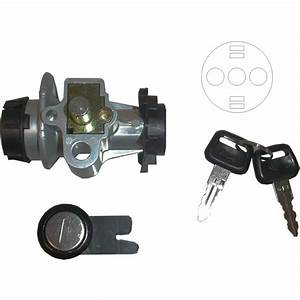 Aw Motorcycle Parts  Ignition Switch  U0026 Seat Lock Peugeot