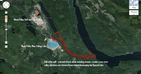 michael holloways filterblogs mount polley gold