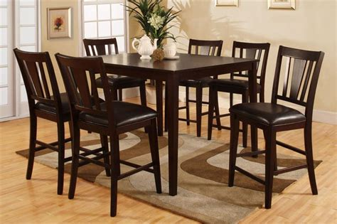 counter height dining tables and chairs marceladick