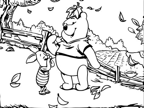 coloring pages fall fall pages eeyore coloring pages