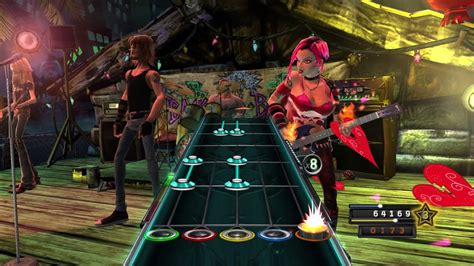 The other answers have mentioned musical taste and quality of user interface as criteria for picking the best game, but i'm going to focus on gameplay. Guitar Hero 3 Custom Song - Funky Dealer JSRF - YouTube