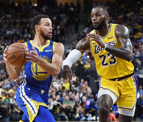 nba   season predictions  lakers warriors