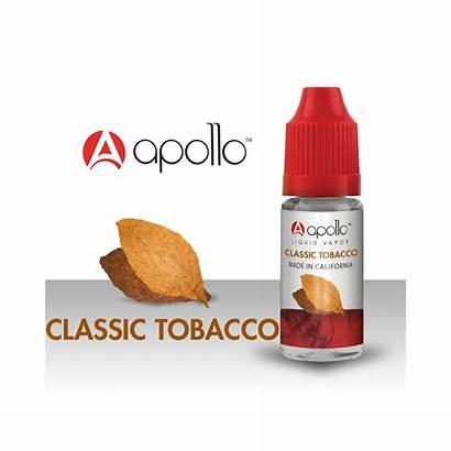 Tobacco Liquid Classic Apollo