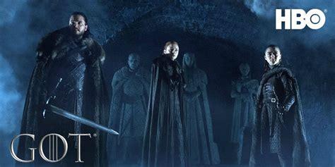 game  thrones season   clip teases  winter