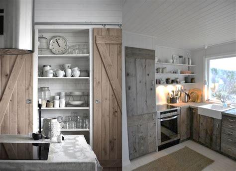 relooking cuisine ancienne 15 inspirations pour recycler une porte ancienne joli place