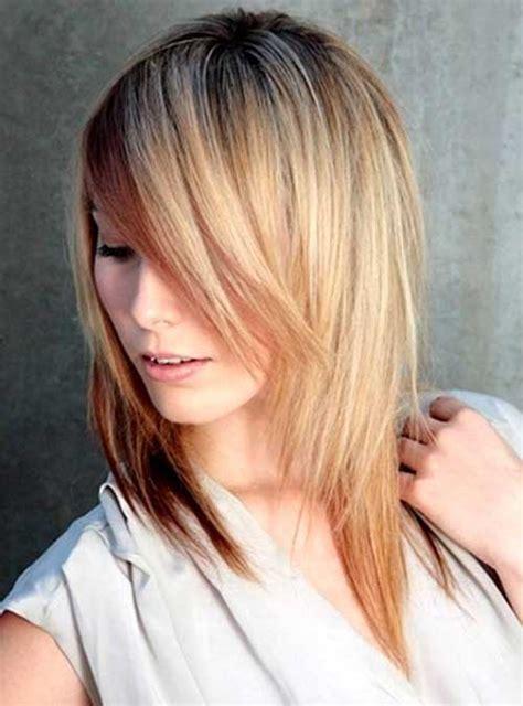 haircuts medium hair ideas hairstyles  haircuts