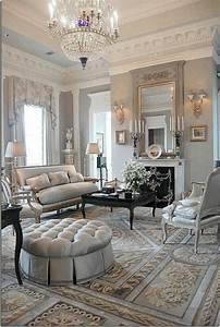 Deco Salon Moderne : stunning salon moderne baroque gallery awesome interior ~ Zukunftsfamilie.com Idées de Décoration